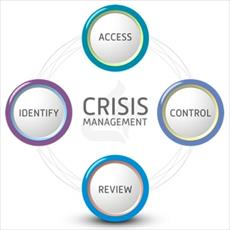 PowerPoint crisis management in organizations