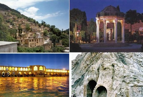 Research at improving tourism in Iran