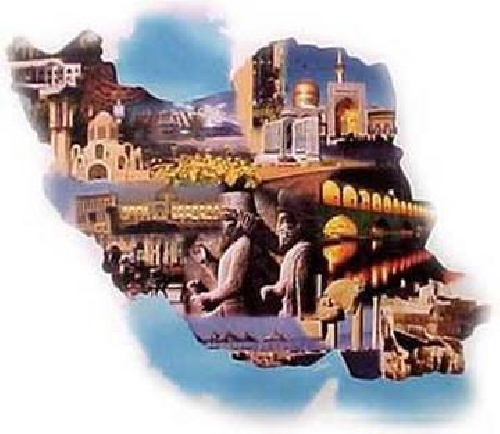Research at the tourism industry in Iran