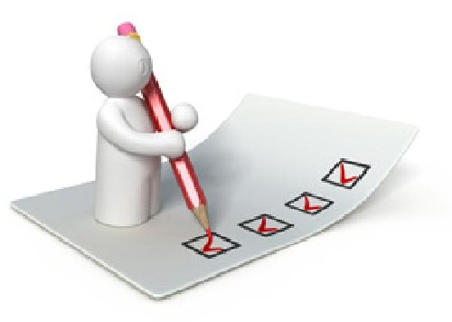 Research inspection checklists