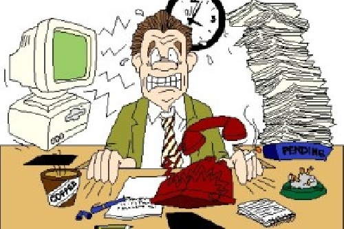Study of job stress and its prevention methods
