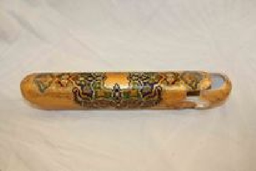 The end of a way of making and decorating pen