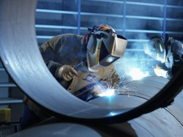 Article types of welding