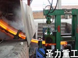 Continuous casting research