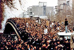Paper revolution in Iran and the world