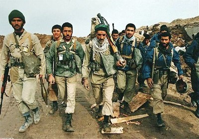 Superpowers role in the Iran-Iraq war