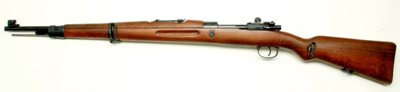 Bolt action rifles Research