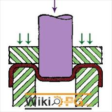 Deep drawing process cylinders at very high draw ratio