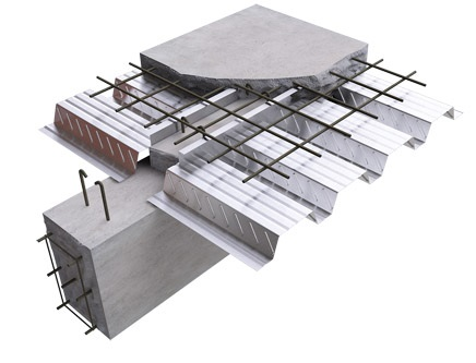 Full project design of reinforced concrete structures