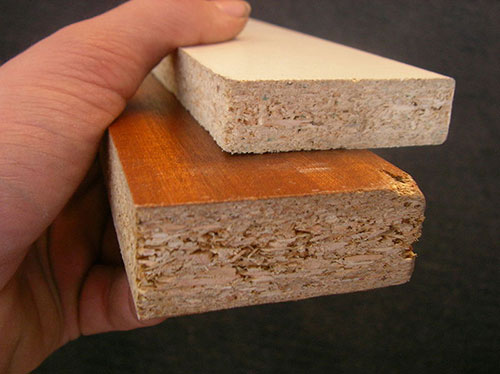 Project compact wooden plates or composite products