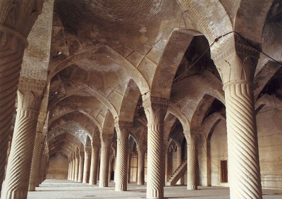 Project mosque in Iran
