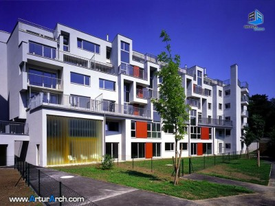 Project of residential complex
