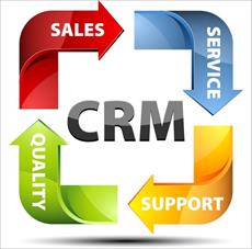 Research customer relationship management (CRM)