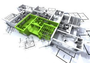 Three-dimensional architectural Research