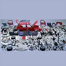 Car parts for private projects