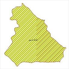 Political Groups city Ghaemshahr shape file (located in the province)