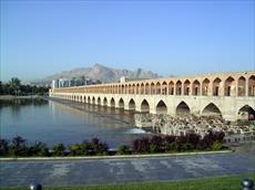 Scenic locations in Isfahan