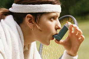 Sports and exercise in the treatment of asthma and improve asthma article